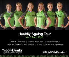 4. Waowdeals Pro Cycling Team